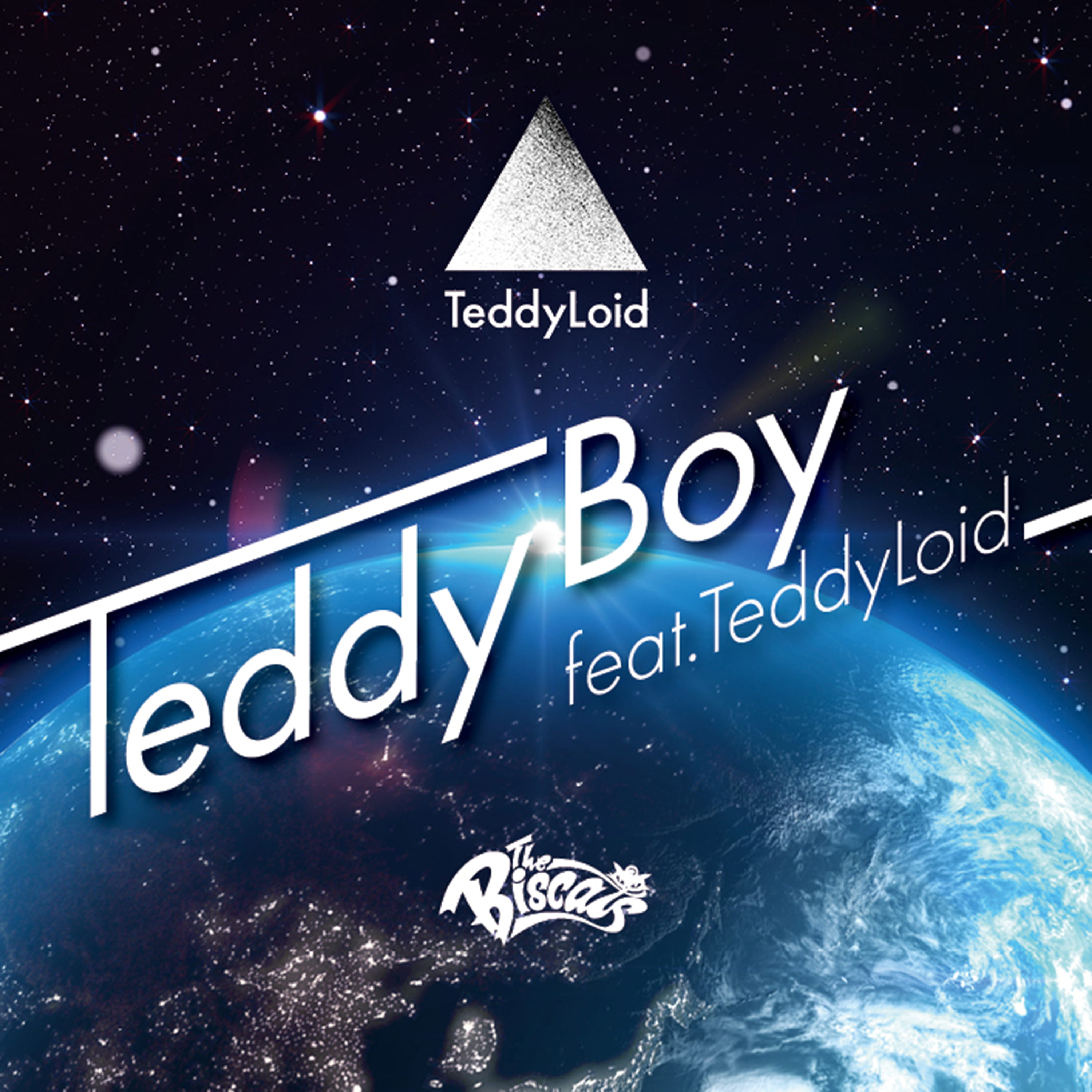 配信Single Teddy Boy feat. TeddyLoid